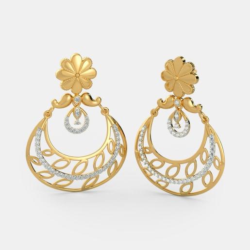 The Afroza Earrings