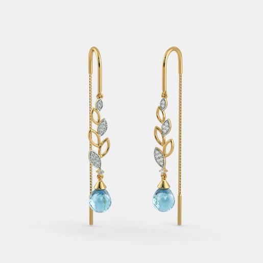 The Pleasing Petiole Earrings