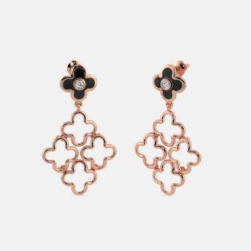 The Ellena Drop Earrings