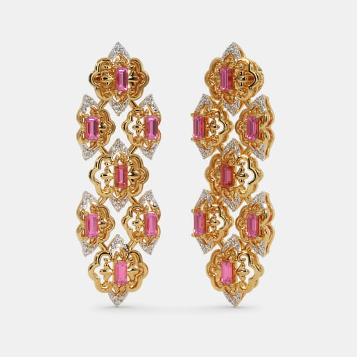 The Gul Yaas Drop Earrings