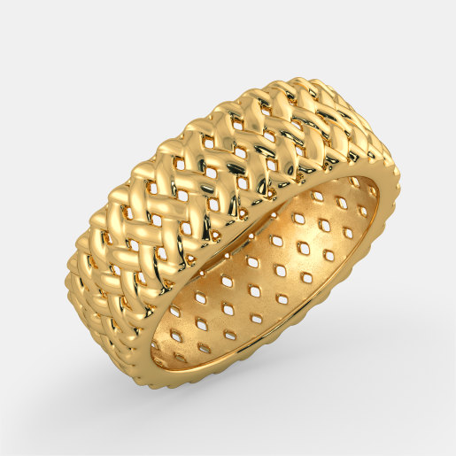 The Woven Glory Ring
