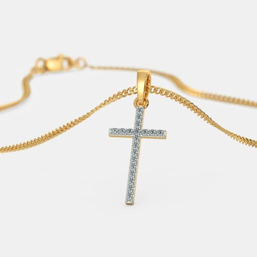 The Annot Cross Pendant