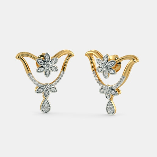 The Ithal Charm Drop Earrings