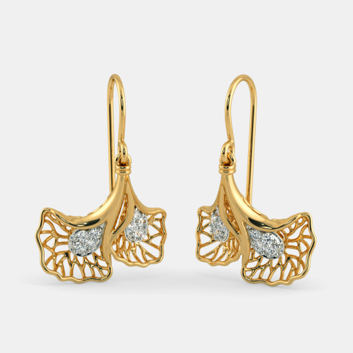 The Celosia Drop Earrings