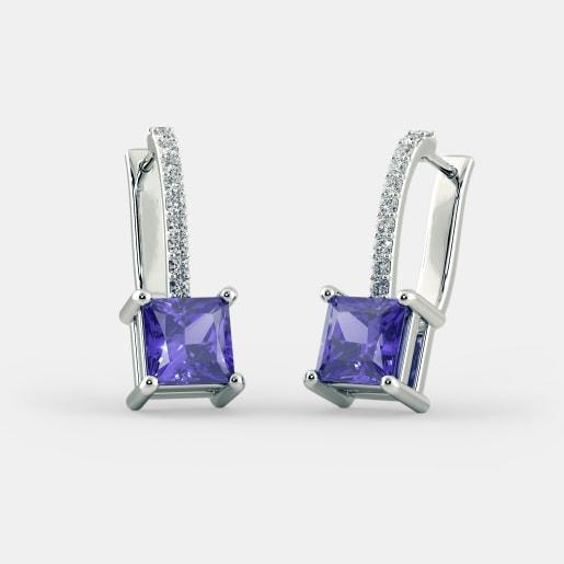 The Neo Elegance Hoop Earrings