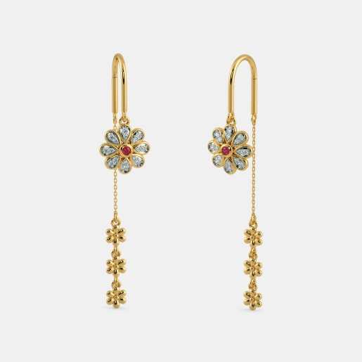 The Siya Sui Dhaga Earrings