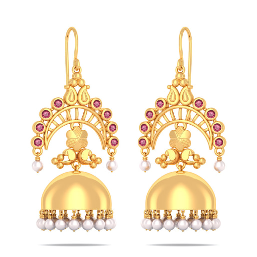 The Savini Jhumka