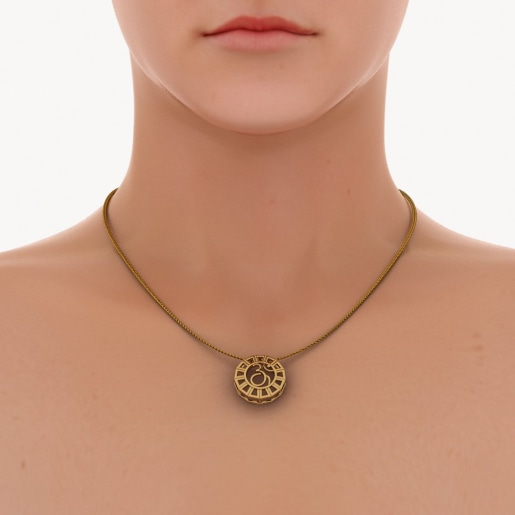 Pendant In Yellow Gold (3.489 Gram)