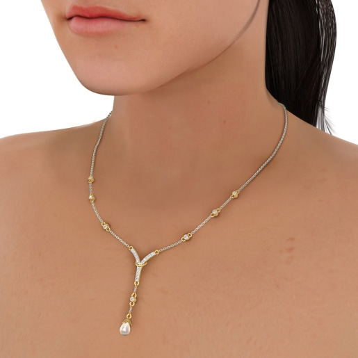 The Ysabelle Line Necklace