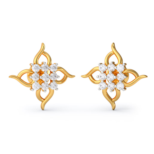 The Saskia Stud Earrings