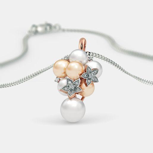The Pearl Cloud Pendant