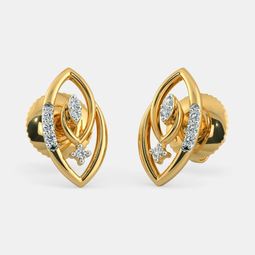 The Induja Stud Earrings