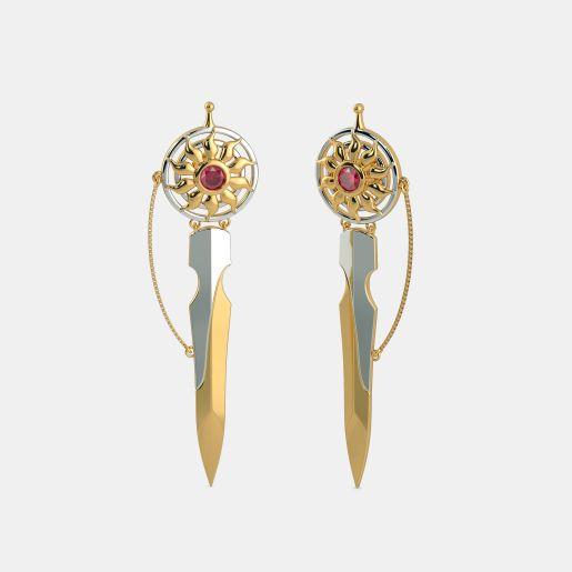 The Fatal Femme Drop Earrings