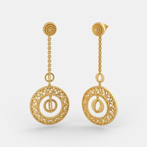 The Rachel Drop Detachable Earrings