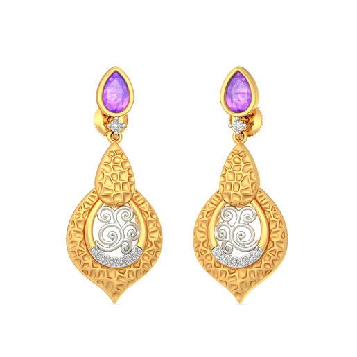 The Jenella Drop Earrings